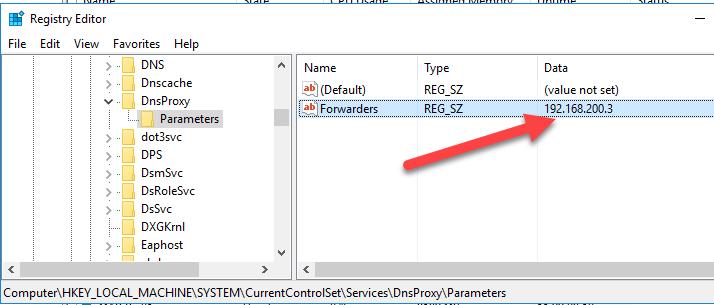 dnsproxyservices
