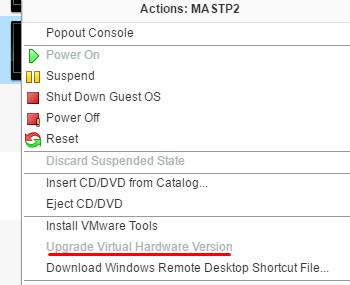 Azure Stack TP2 nested on VMware ESXi 6 | Azure Stack
