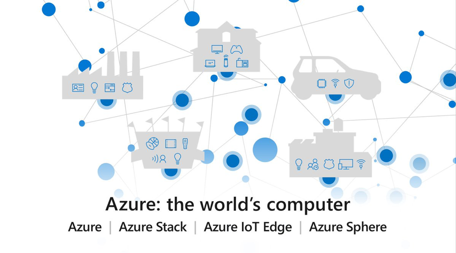 "Azure Stacks' role in the ""Azure: The World's Computer"